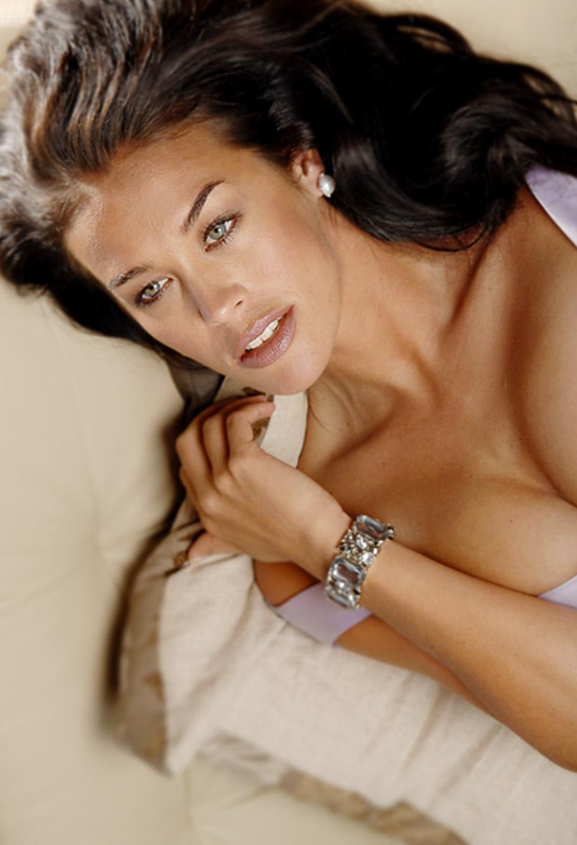 Celebrity Megan Gale