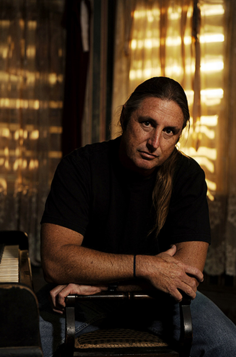 Writer Tim Winton