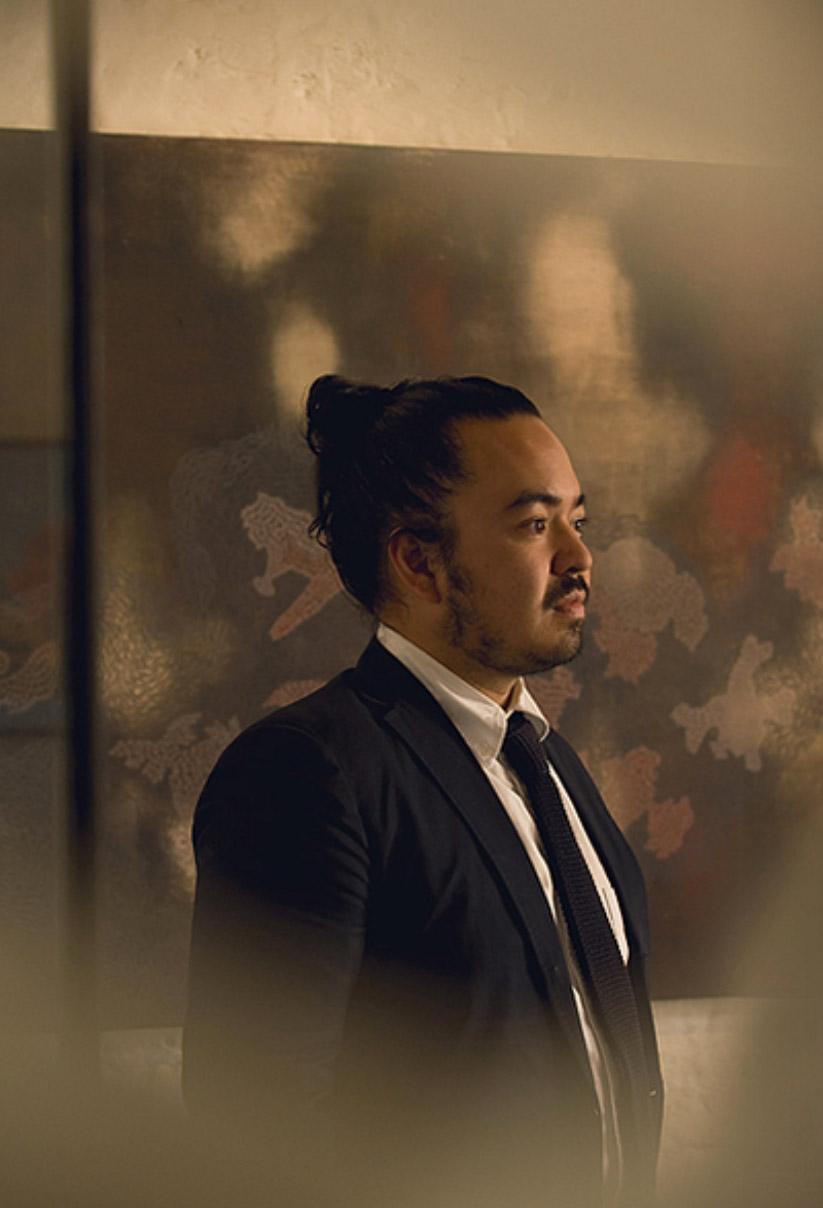Television Chef Adam Liaw