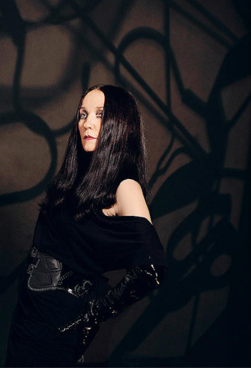 Fashion Designer Ruth Tarvydas